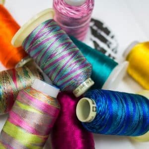 Accent™ - 12wt/2ply Rayon Thread